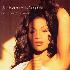Cover - Chanté Moore: Love Supreme, A