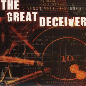 The Great Deceiver: Venom Well Designed, A - Cover