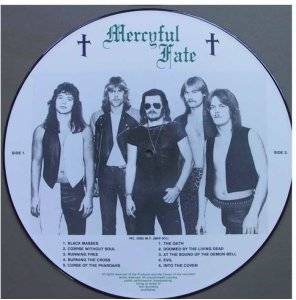 Mercyful Fate: Live From The Depths Of Hell (PIC-LP) - Bild 2