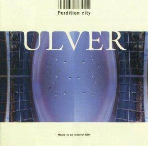 Ulver: Perdition City - Cover