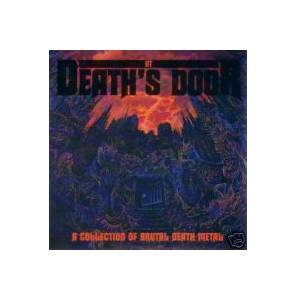 At Death's Door - Cover