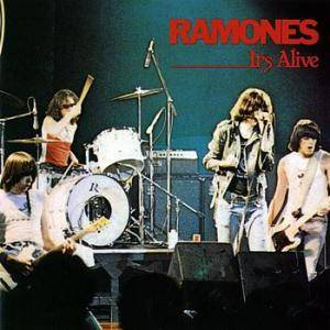 Ramones: It's Alive - Cover