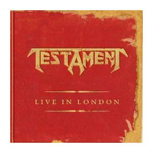 Testament: Live In London (CD) - Bild 1