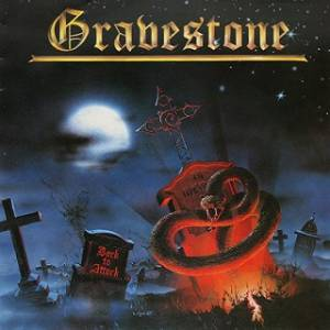 Gravestone: Back To Attack - Cover