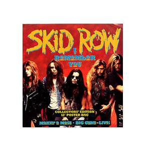 Skid Row: I Remember You - Cover