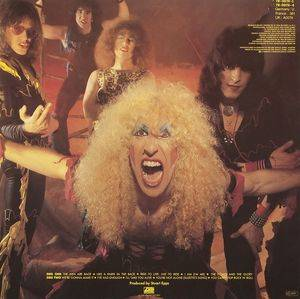 Twisted Sister: You Can't Stop Rock'n'Roll (LP) - Bild 2