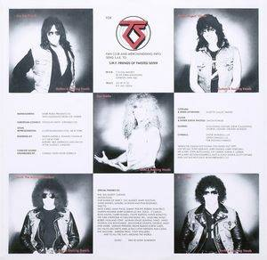Twisted Sister: You Can't Stop Rock'n'Roll (LP) - Bild 5