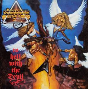 Cover - Stryper: To Hell With The Devil