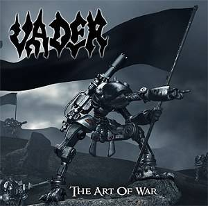 Vader: The Art Of War (Mini-CD / EP) - Bild 1