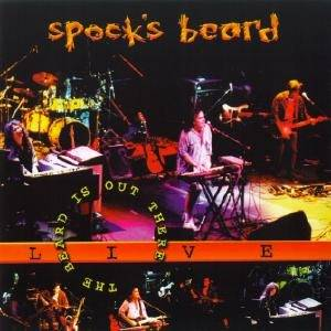 Spock's Beard: The Beard Is Out There - Live (CD) - Bild 1
