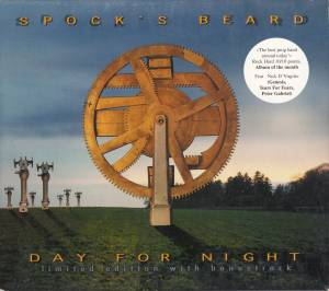 Spock's Beard: Day For Night (CD) - Bild 1