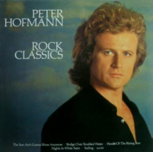 Peter Hofmann: Rock Classics - Cover