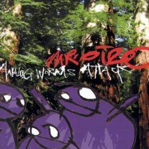 Mr. Oizo: Analog Worms Attack - Cover