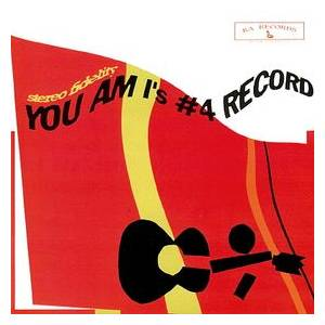Cover - You Am I: #4 Record
