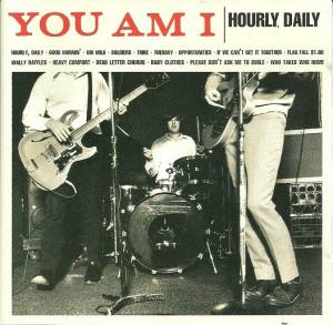 Cover - You Am I: Hourly, Daily