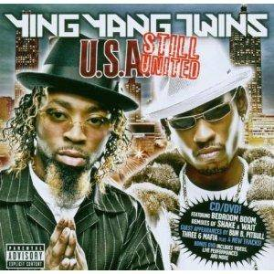 Cover - Ying Yang Twins: U.S.A. Still United