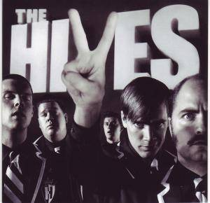 Cover - Hives, The: Black And White Album, The