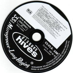 The Hives: The Black And White Album (CD) - Bild 2