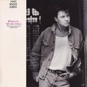 Paul Young: Wonderland - Cover