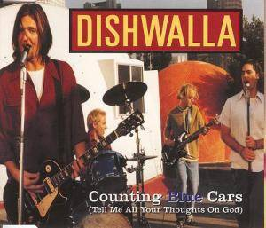 Cover - Dishwalla: Counting Blue Cars (Tell Me All Your Thoughts On God)