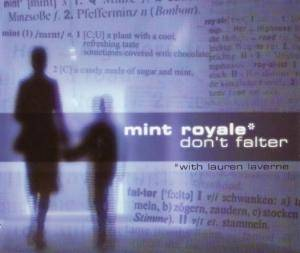 Cover - Mint Royale: Don't Falter