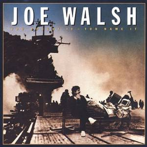 Cover - Joe Walsh: You Bought It - You Name It