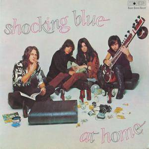 Shocking Blue: At Home - Cover