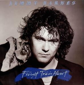 Jimmy Barnes: Freight Train Heart - Cover
