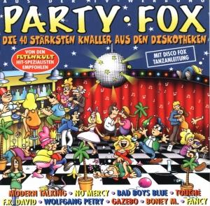 Party Fox - Cover
