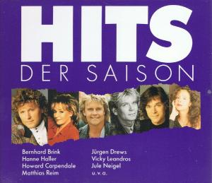 Hits Der Saison 1/91 - Cover