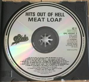 Meat Loaf: Hits Out Of Hell (CD) - Bild 3