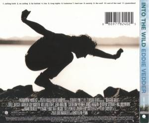 Eddie Vedder: Into The Wild (CD) - Bild 2
