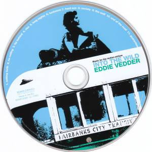 Eddie Vedder: Into The Wild (CD) - Bild 3