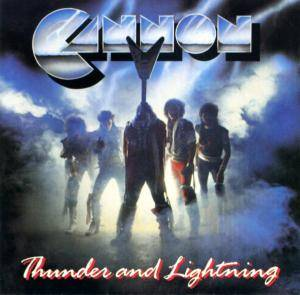 Cannon: Thunder And Lightning - Cover