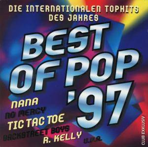 Cover - Justine Earp: Best Of Pop '97 - Die Internationalen Tophits Des Jahres