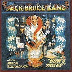 Jack Bruce Band: How's Tricks - Cover