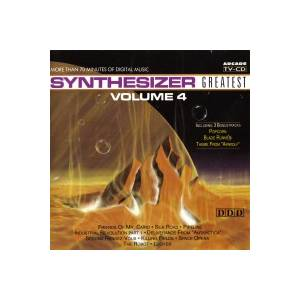 Ed Starink: Synthesizer Greatest Vol. 4 - Cover