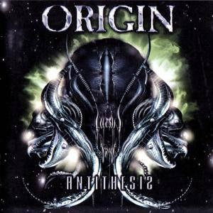 Origin: Antithesis - Cover
