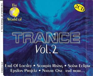 World Of Trance Vol. 2, The - Cover