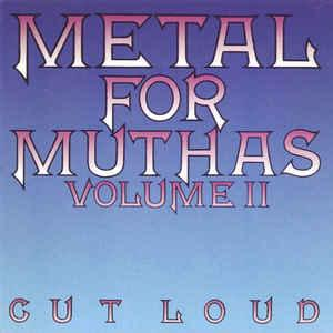 Metal For Muthas Volume II - Cover