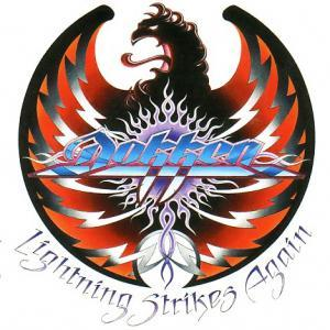 Dokken: Lightning Strikes Again - Cover