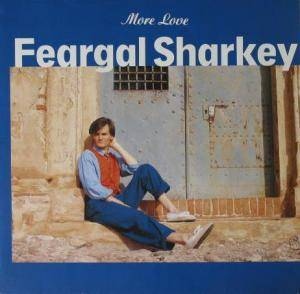 Feargal Sharkey: More Love - Cover