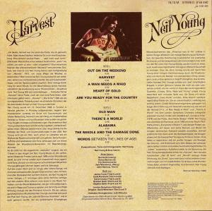 Neil Young: Harvest (LP) - Bild 2