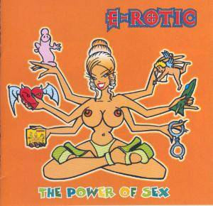 E-Rotic: Power Of Sex, The - Cover