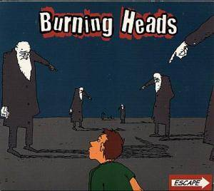 Cover - Burning Heads: Escape