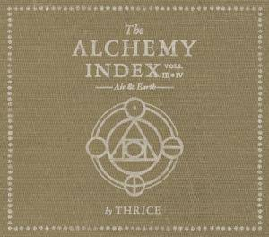 Cover - Thrice: Alchemy Index: Vols. III & IV: Air & Earth, The