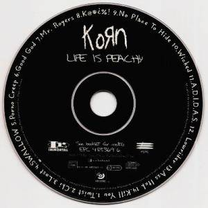 KoЯn: Life Is Peachy (CD) - Bild 5