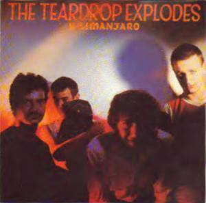 The Teardrop Explodes: Kilimanjaro - Cover