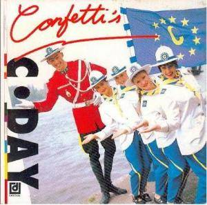 Cover - Confetti's: C Day