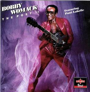 Bobby Womack: Poet II, The - Cover